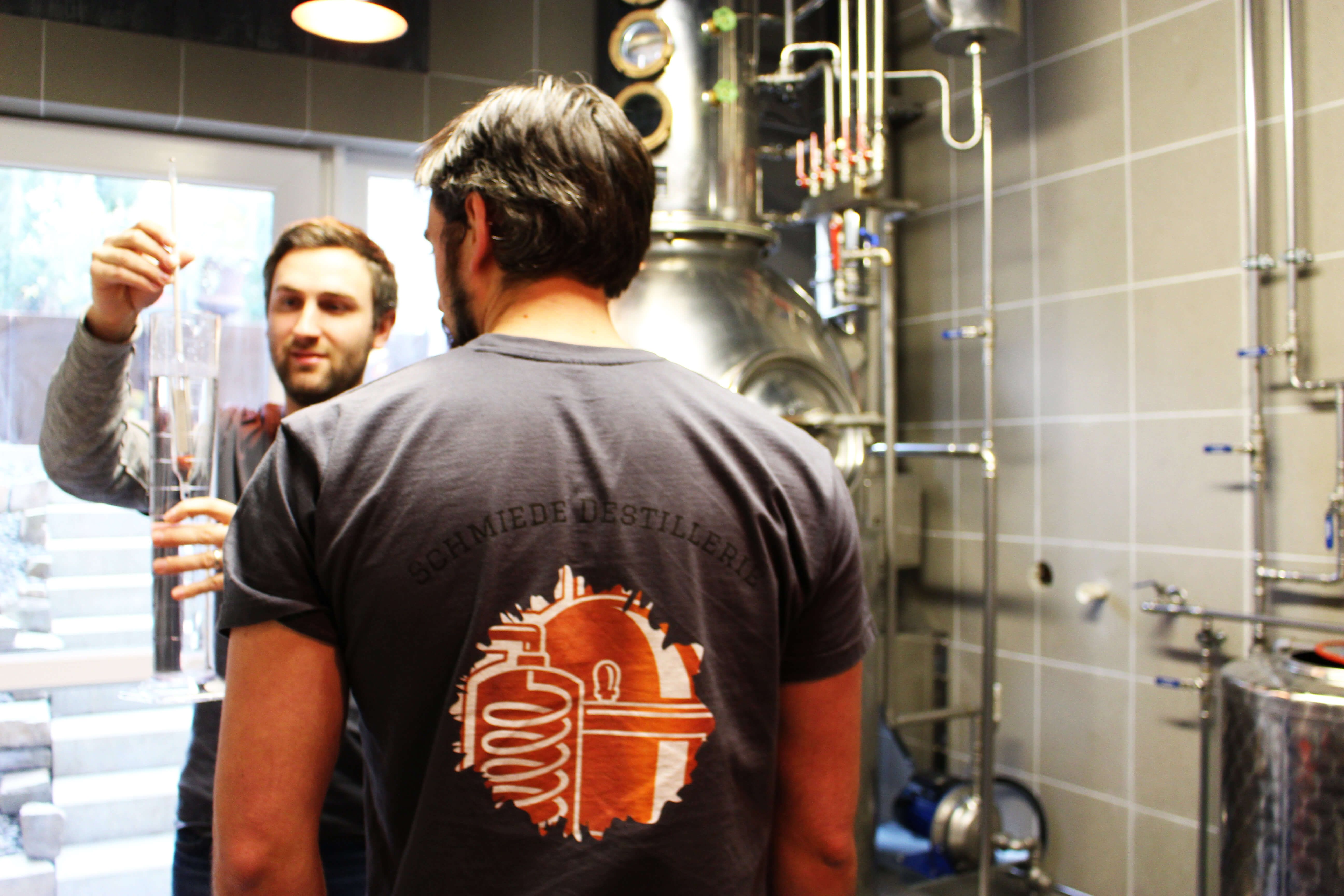 Schmiede Destillerie