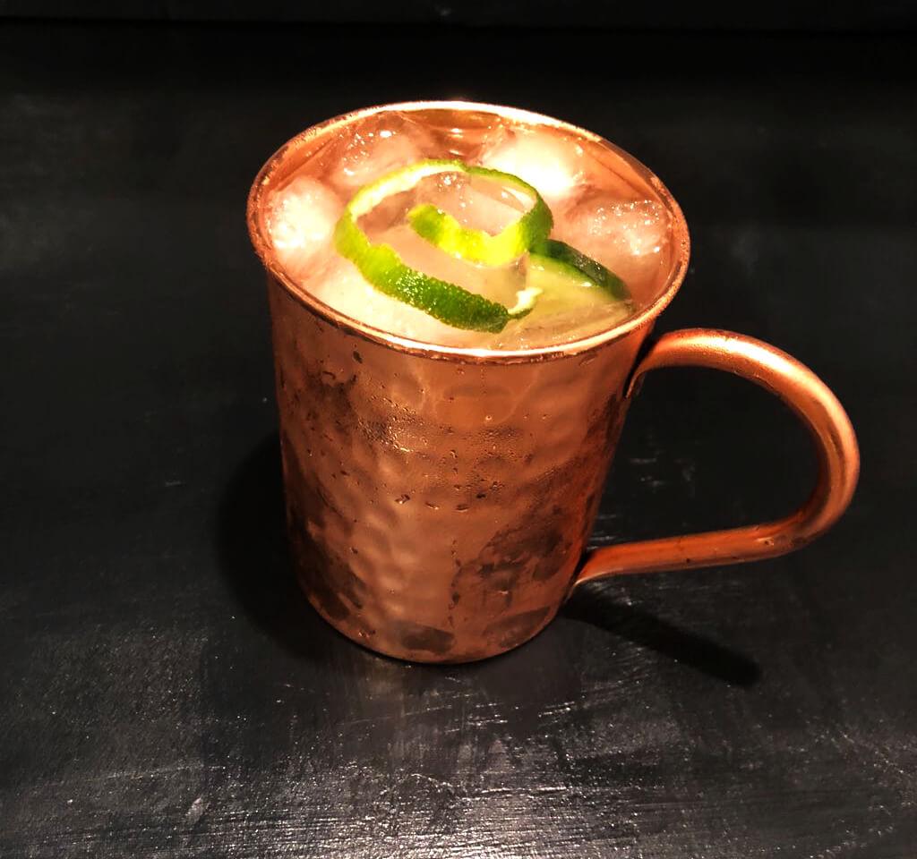 Schmiede Gin Mule