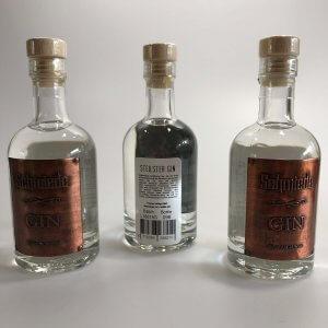 3x Schmiede Gin Lehrlinge