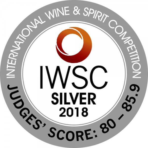 Silver Award Schmiede Gin