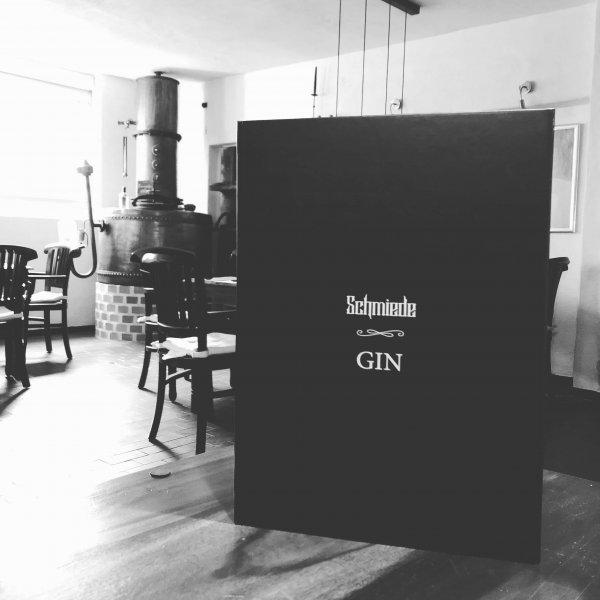 Schmiede Gin Geschenkbox